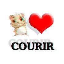 Pilou love courir - 3D