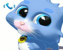 Vidéotone sonnerie Calinou le petit chaton