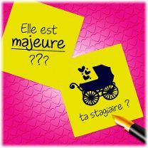 Stagiaire majeure