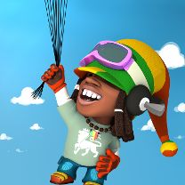 Rasta Balloon