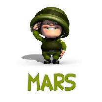 Capitaine Alerte Mars