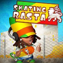 Skating Rasta
