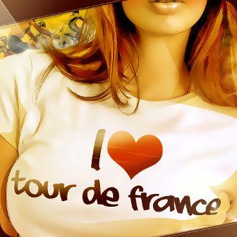 I love Tour de France 1