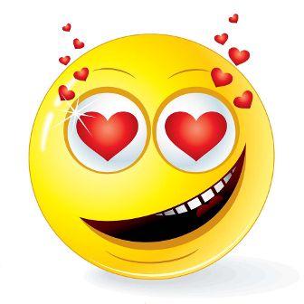 Smiley In Love