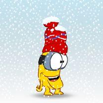 Banane neige