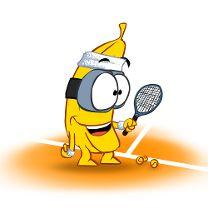 Banane tennis