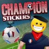 Champion Stickers
