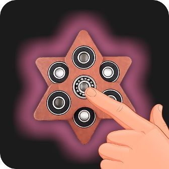 Lighting Fidget Spinner